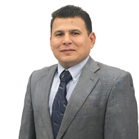 Pirnazav Elmuratov - Director of International Admissions